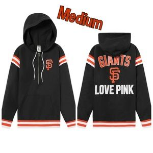 SF Giants Jacket VS Thick Anorak RARE